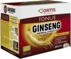 Ortis Ginseng Imperial Dynasty Zonder Alcohol Bio 20x15ml