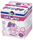 Ortopad For Girls Medium Oogpleister 50 Stuks (73222)