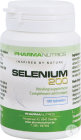 Pharmanutrics Selenium 200mcg Tabletten 100