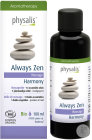 Physalis Always Zen Harmony Massageolie Bio 100ml