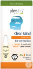 Physalis Clear Mind Concentratie Bio Roll-On 10ml