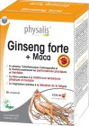 Physalis Ginseng Forte + Maca 30 Capsules