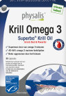Physalis Krill Omega 3 Capsules 30