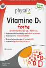 Physalis Vitamine D3 Forte 100 Softcaps