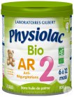 Physiolac Bio AR 2 Poedermelk 800g