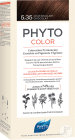 Phyto Phytocolor Collection Permanente Haarkleuring Limited Edition 5.35 Lichte Kastanjechocolade 1