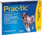 Prac-tic 275mg Pyriprole Spot-On Oplossing Voor Middelgrote Honden 3 Pipetten