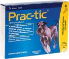 Prac-tic 275mg Pyriprole Spot-On Oplossing Voor Middelgrote Honden 6 Pipetten