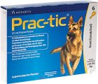 Prac-tic 625mg Pyriprole Spot-On Oplossing Voor Grote Honden 6 Pipetten