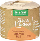 Purasana Clean & Green Vitamine B12 Bio 90 Tabletten