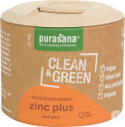 Purasana Clean & Green Zink Plus Bio 60 Tabletten