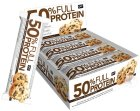 QNT 50% Full Protein Bar Chocolade Koek 12x50g