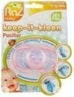Raz Baby Keep-It-Kleen Fopspeen Betty Butterfly 0-36 Maanden 1 Stuk