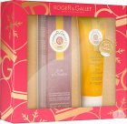 Roger&Gallet Mini Ritual Set Bois D'Orange Eau Fraîche 30ml + Verkwikkende Douchegel 50ml
