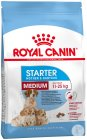 Royal Canin Size Health Nutrition Medium Starter Mother-Babydog 4kg