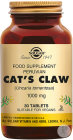 Solgar Cats Claw 1000mg Tabletten 30