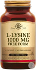 Solgar L-Lysine 1000mg Tabletten 100