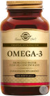 Solgar Omega-3 Triple Strength 100 Softgels