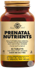 Solgar Prenatal Nutrients 60 Tabletten