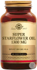 Solgar Super Starflower Oil 1300mg Softgels 60