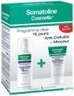 Somatoline Cosmetic Buik- En Heupzone Advance 1 Tube 150ml + Gevorderde Cellulite Fles 150ml