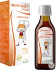 Soria Natural Defensup Siroop Sterke Weerstand Fles 150ml