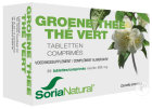 Soria Natural Groene Thee Tabletten 60x600mg