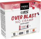STC Nutrition Over Blast NO Cramp Start Smaak Rode Vruchten 10 Doses