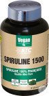STC Nutrition Spirulina 1500 Capsules 90