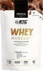 STC Nutrition Whey Muscle+ Chocolade 750g