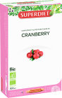 Super Diet Cranberry Bio Urinair Comfort Ampullen 20x15ml