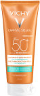 Vichy Capital Soleil Beach Protect Melk Multi-Protectie Zand Zout Chloor Wind SPF50 Alle Huid 200ml