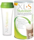 XLS Nutrition Voedzame Afslankshake Chocoladesmaak 400g + Gratis Shaker
