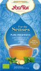 Yogi Tea For The Senses Pure Freshness 20 Zakjes