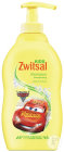 Zwitsal Kids Shampoo Boys Cars Pompfles 400ml