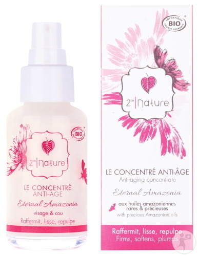 2nature Anti Aging Concentraat Pompfl 50ml