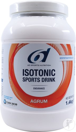 6d Isotonic Sports Drink Agrum 1,4kg