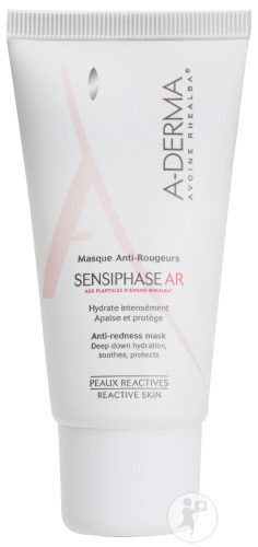 A-Derma Sensiphase AR Anti-Roodheid Masker Tube 50ml