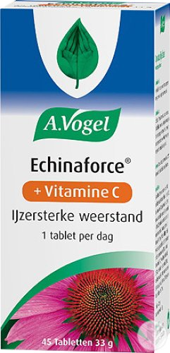 A.Vogel Echinaforce + Vitamine C 45 Tabletten