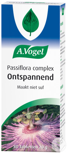 A.Vogel Passiflora Complex 80 Tabletten