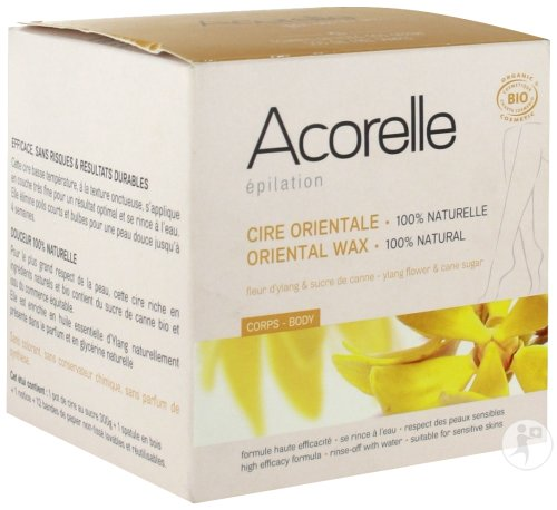 Acorelle Oosterse Was 100% Natur.ylang Pot 300g