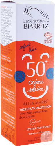 Alga Maris Zonnecreme Kind Ip50+ 50ml