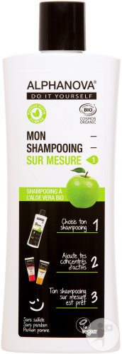 Alphanova DIY Shampooing Appel 200ml Bio