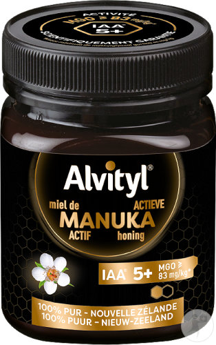 Alvityl Manuka Honey 5+ IAA 250g