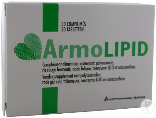 ArmoLipid 30 Tabletten