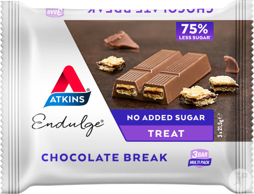 Atkins Chocolate Break 3x21,5g