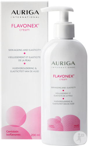 Auriga Flavonex Cream Pompfles 200ml