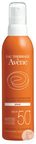 Avène Zon SPF50+ Spray 200ml