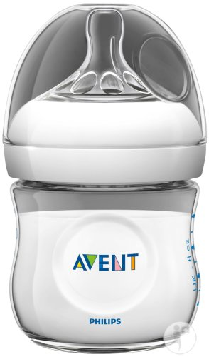 Avent Natural Zuigfles 2x125ml