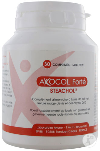 Axodiet Axcocol Forte 30 Tabletten